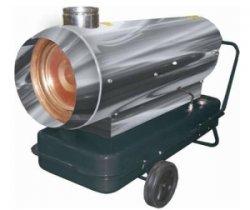 Основные неисправности тепловой электрической пушки